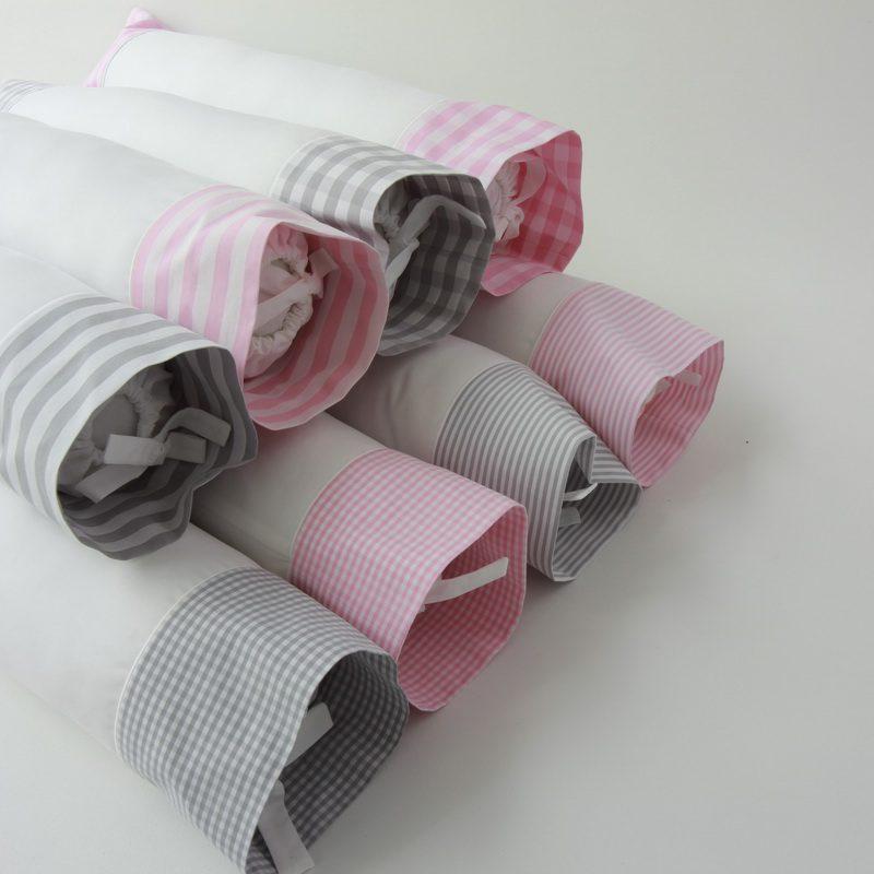 Egyptian cotton Bolster