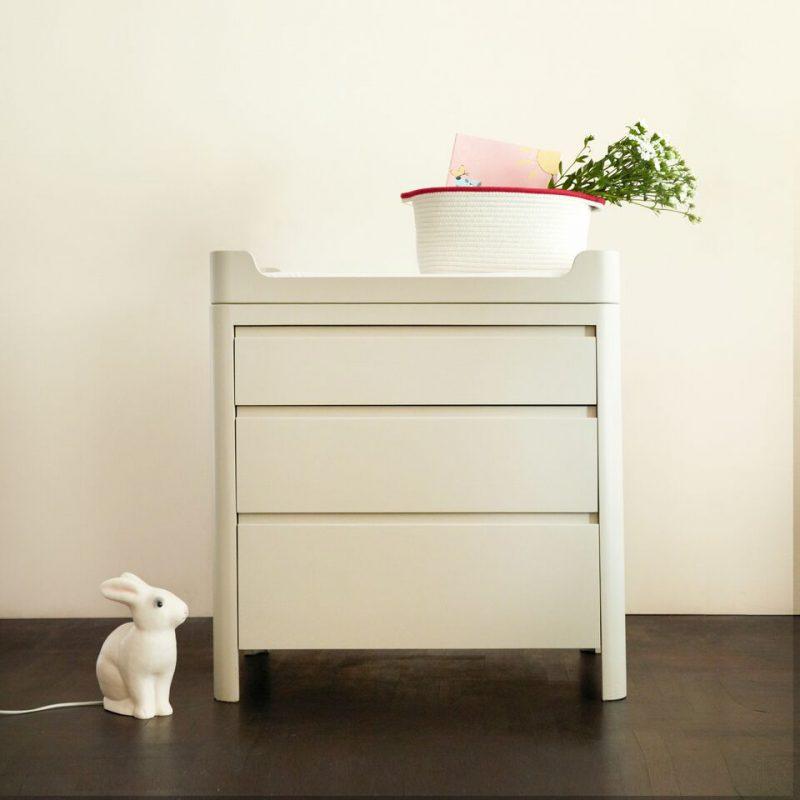 Pattie Dresser in Grey